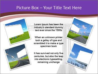Billboard Model PowerPoint Template - Slide 24