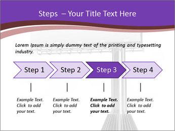 Billboard Model PowerPoint Template - Slide 4