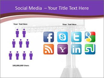Billboard Model PowerPoint Template - Slide 5