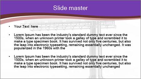 Billboard Model PowerPoint Template - Slide 2
