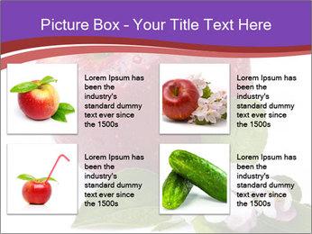 Apple Blossom PowerPoint Templates - Slide 14