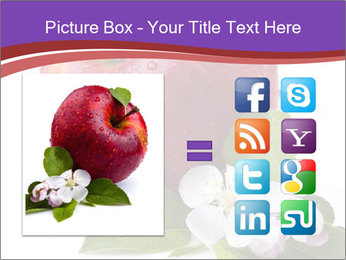 Apple Blossom PowerPoint Templates - Slide 21