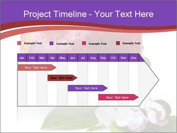 Apple Blossom PowerPoint Templates - Slide 25