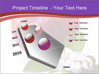 Apple Blossom PowerPoint Templates - Slide 26
