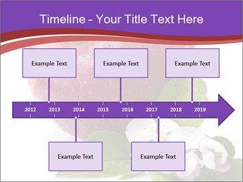 Apple Blossom PowerPoint Templates - Slide 28