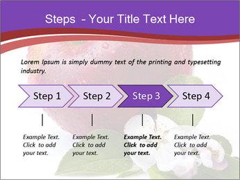 Apple Blossom PowerPoint Templates - Slide 4