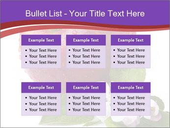Apple Blossom PowerPoint Templates - Slide 56