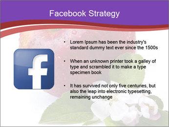 Apple Blossom PowerPoint Templates - Slide 6