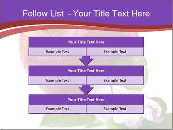 Apple Blossom PowerPoint Templates - Slide 60