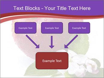 Apple Blossom PowerPoint Templates - Slide 70