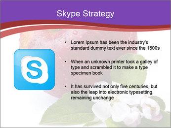 Apple Blossom PowerPoint Templates - Slide 8