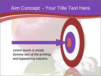Apple Blossom PowerPoint Templates - Slide 83