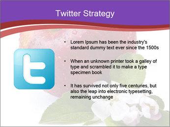 Apple Blossom PowerPoint Templates - Slide 9