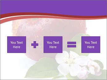 Apple Blossom PowerPoint Templates - Slide 95