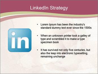 Vintage Invitation Card PowerPoint Templates - Slide 12