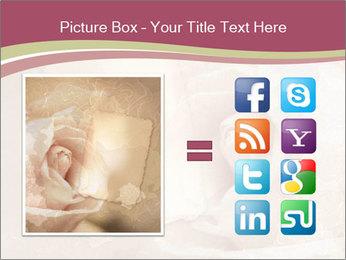 Vintage Invitation Card PowerPoint Templates - Slide 21