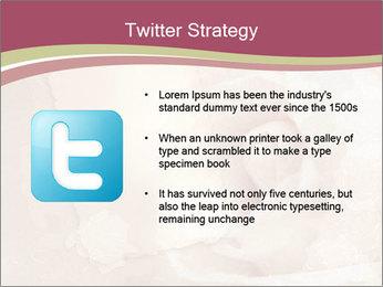 Vintage Invitation Card PowerPoint Templates - Slide 9