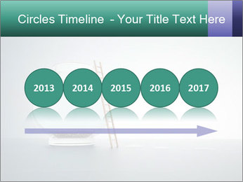 Ladder to Glass Fishbowl PowerPoint Template - Slide 29