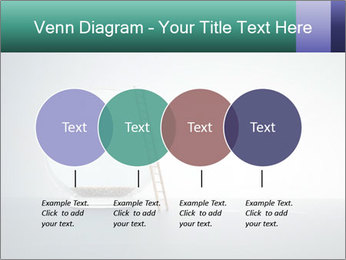 Ladder to Glass Fishbowl PowerPoint Template - Slide 32