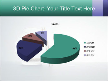 Ladder to Glass Fishbowl PowerPoint Template - Slide 35