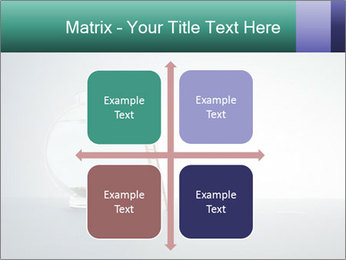 Ladder to Glass Fishbowl PowerPoint Template - Slide 37