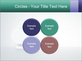 Ladder to Glass Fishbowl PowerPoint Template - Slide 38