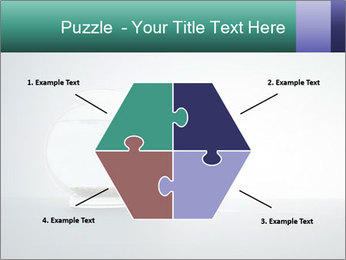 Ladder to Glass Fishbowl PowerPoint Template - Slide 40