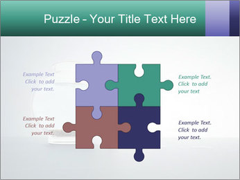 Ladder to Glass Fishbowl PowerPoint Template - Slide 43