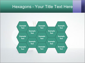 Ladder to Glass Fishbowl PowerPoint Template - Slide 44