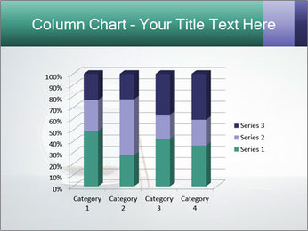 Ladder to Glass Fishbowl PowerPoint Template - Slide 50