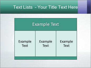 Ladder to Glass Fishbowl PowerPoint Template - Slide 59