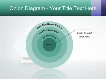 Ladder to Glass Fishbowl PowerPoint Template - Slide 61