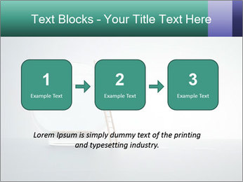 Ladder to Glass Fishbowl PowerPoint Template - Slide 71