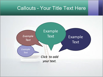 Ladder to Glass Fishbowl PowerPoint Template - Slide 73