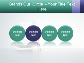 Ladder to Glass Fishbowl PowerPoint Template - Slide 76