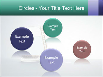 Ladder to Glass Fishbowl PowerPoint Template - Slide 77