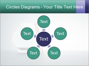 Ladder to Glass Fishbowl PowerPoint Template - Slide 78