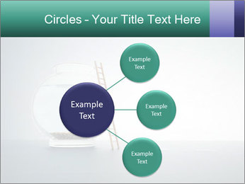 Ladder to Glass Fishbowl PowerPoint Template - Slide 79
