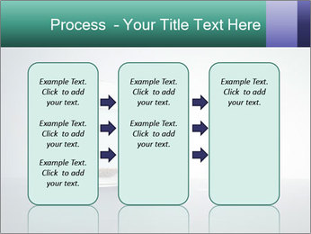 Ladder to Glass Fishbowl PowerPoint Template - Slide 86