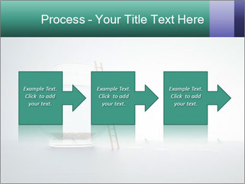Ladder to Glass Fishbowl PowerPoint Template - Slide 88