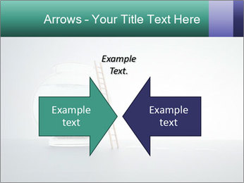 Ladder to Glass Fishbowl PowerPoint Template - Slide 90