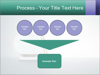 Ladder to Glass Fishbowl PowerPoint Template - Slide 93