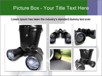 Retro Binoculars PowerPoint Templates - Slide 19