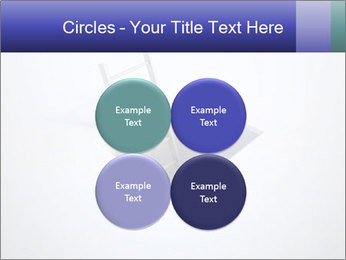Ladder in Floor Hole PowerPoint Templates - Slide 38