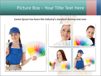 Professional Color Guide PowerPoint Templates - Slide 19
