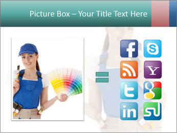 Professional Color Guide PowerPoint Templates - Slide 21