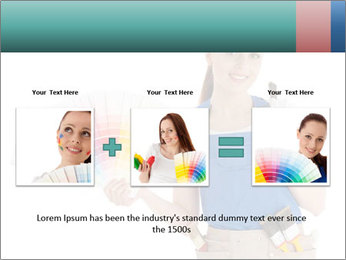 Professional Color Guide PowerPoint Templates - Slide 22