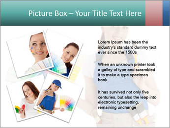 Professional Color Guide PowerPoint Templates - Slide 23