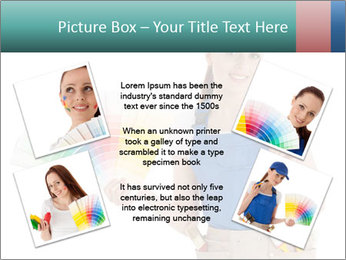 Professional Color Guide PowerPoint Templates - Slide 24