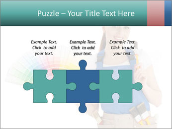 Professional Color Guide PowerPoint Templates - Slide 42
